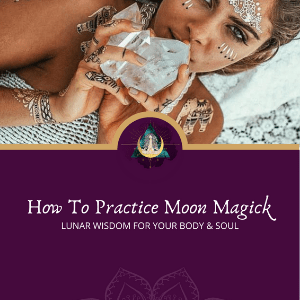 how to practice moon magic book cover