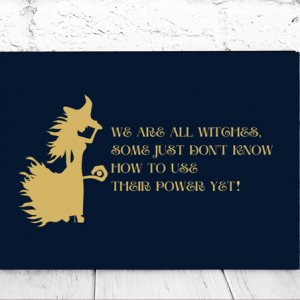 musings of a mage postcard collection - Design 2