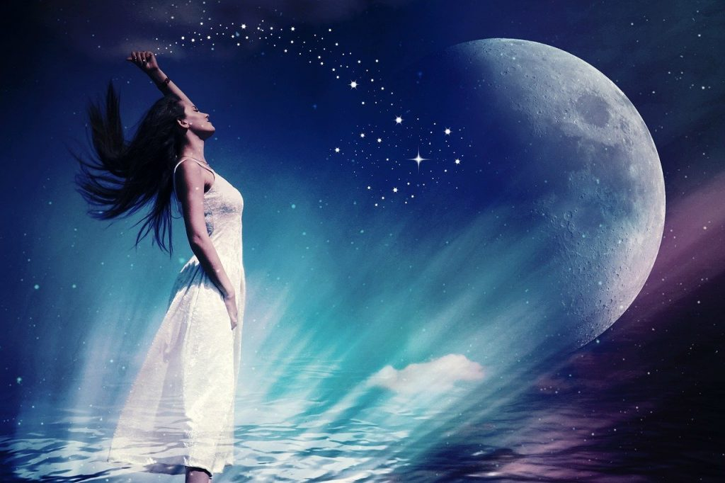How To Create A New Moon Intention Ritual